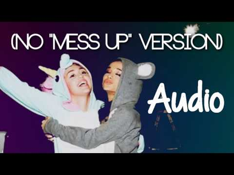 Don't Dream It's Over - Ariana & Miley (Audio) (No Mess Up Version)