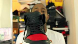 """Authentic Jon Buscemi X Ronnie Fieg 110MM """"Bred"""" Review/OnFeet"""