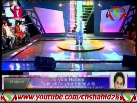 Haroon Shahid Manwa Re - Pakistan Sangeet Icon 1 Episode 1