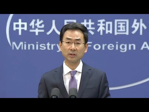 China regrets US decision to exit Iran nuclear deal