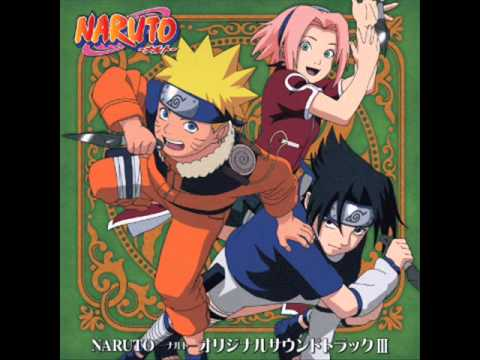Beautiful Green Wild Beast - Naruto OST 3