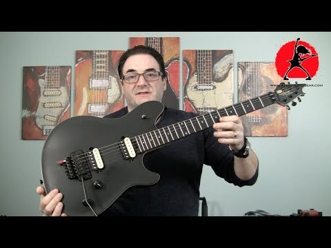 Review of The EVH Wolfgang Stealth Special