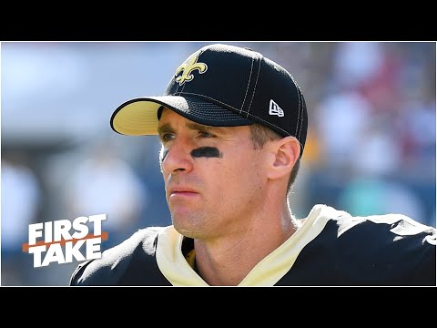 Reflecting On Drew Brees' Apologies For National Anthem Comments | First Take