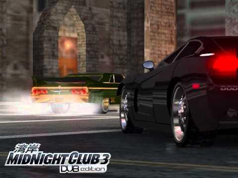 Midnight Club 3 DUB Edition Soundtrack - Flash