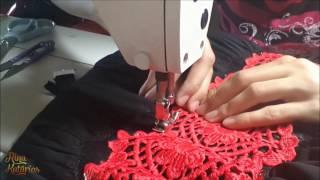 Смотреть видео Переделать старое платье. Как перешить платье. Меняем размер и фасон