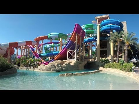 Virtual tour at hotel Delphin Be Grand Resort (Antalya - Lara, 2017 October)
