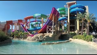 Virtual tour at hotel Delphin Be Grand Resort (Antalya - Lara, 2017 October)