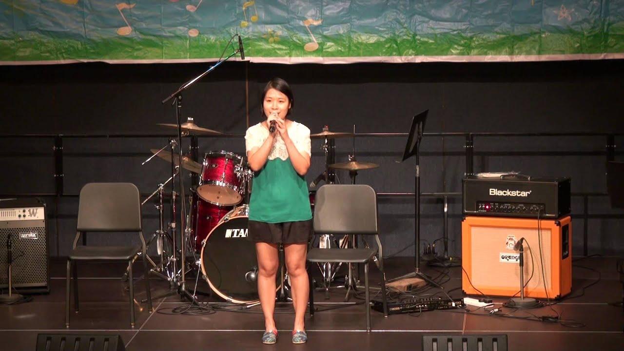 45 歌唱表演李雪兒- YouTube