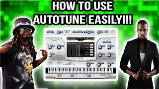 How To Use Autotune Simple Tutorial