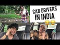CAB DRIVERS IN INDIA(DIFFERENT REGIONS) watch till d end!!