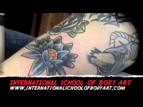 Learn how to tattoo dvd training videos youtube for How to tattoo dvd