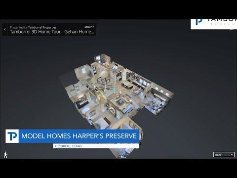 Tour model homes