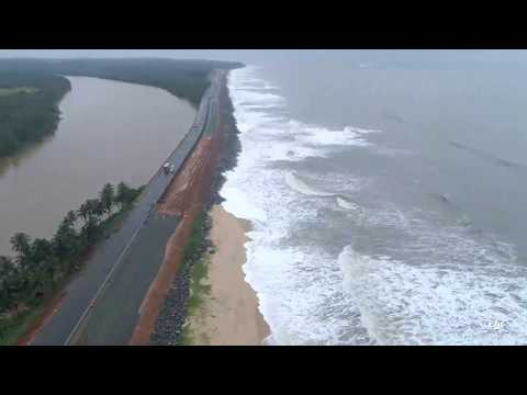 Inspiring Drone Video |  Coastal Karnataka