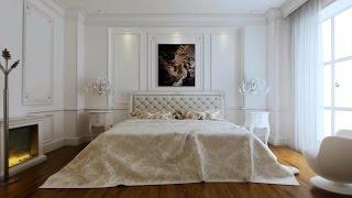 Визуализация интерьера спальни с нуля в 3Ds MAX + Corona Render