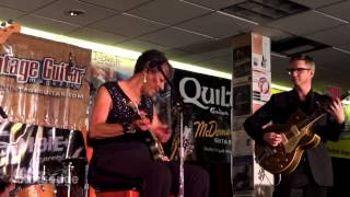 HD - 2013 Guitar Geek Festival - Barbara Lynn - We Got A Good Thing Goin