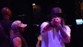 "Kid Rock Tribute, COWBOY - ""Bawitdaba"" - LIVE at The House of Blues Myrtle Beach 6/19/2015"