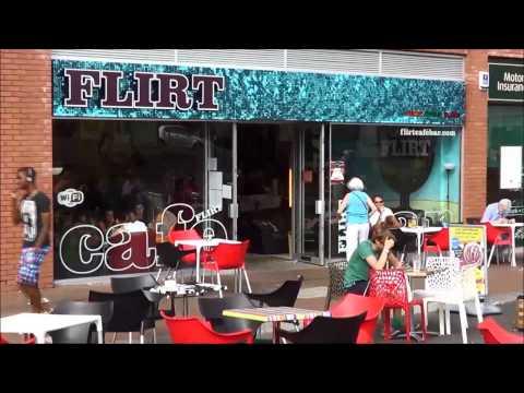 Flirt Cafe Bar Gets A New Look....