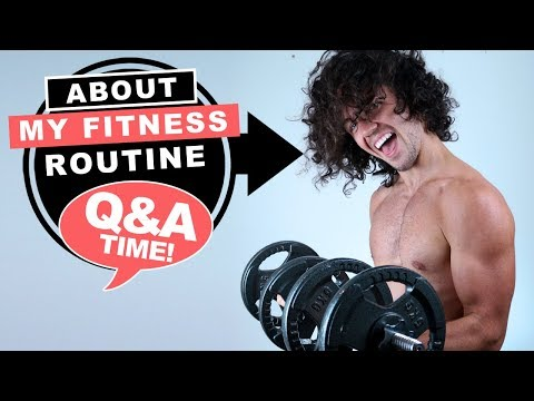 ✅ My Fitness Routine - Q&A