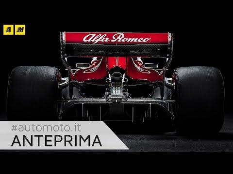 F1 2018, Alfa Romeo Sauber: ecco la C37