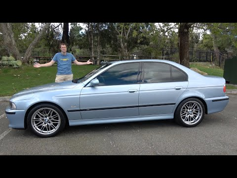 The E39 BMW M5 Is BMW's Best Sport Sedan Ever