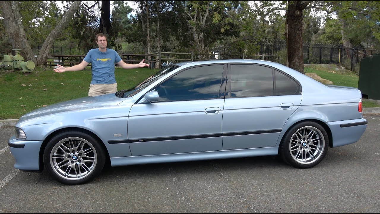 Download The E39 BMW M5 Is BMW's Best Sport Sedan Ever