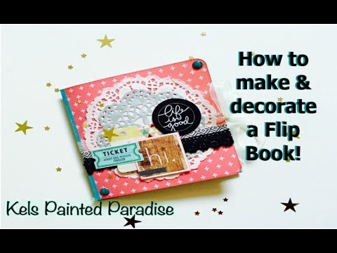 Flip Book Process Video | Tutorial | Snail Mail Swap