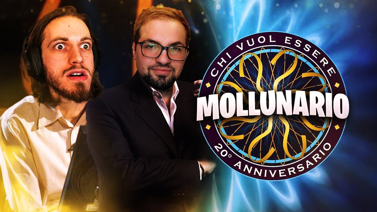 CHI VUOL ESSERE MOLLUNARIO con ILMASSEO