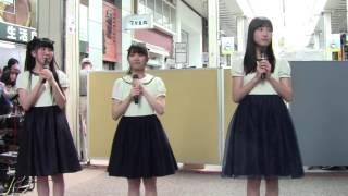 横山実郁 加入!新生RYUTist/新潟市古町どんどん13:00~
