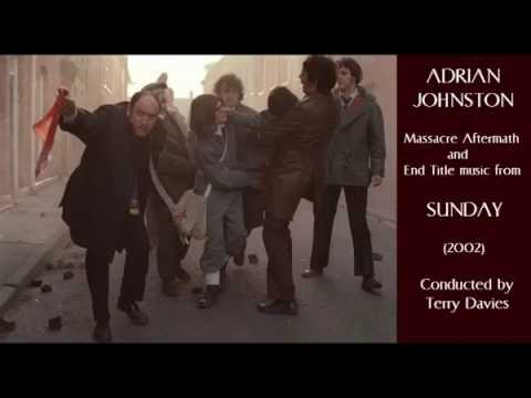 Adrian Johnst: music from Sunday 2002