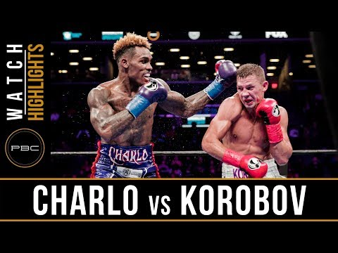 Charlo vs Korobov HIGHLIGHTS: December 22, 2018 — PBC on FOX