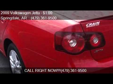 2009 Volkswagen Jetta TDI for sale in Springdale, AR 72762 a