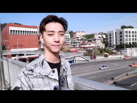 sleepy (ft. bangyongguk) - body lotion (mv making)