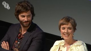 In conversation with Agyness Deyn and Jim Sturgess on the BBC drama Hard Sun