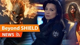 Agent of SHIELD Actors Will live on Past Agents of SHIELD