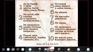 Лекция Замараевой И В  Евангельская этика в современном мире