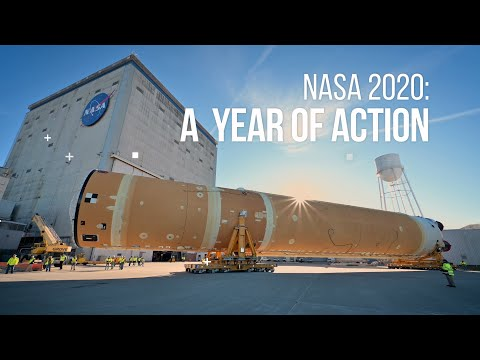 NASA 2020: A Year of Action