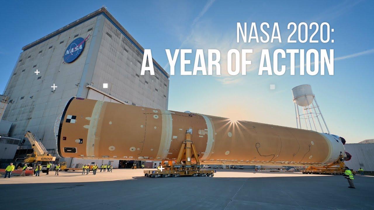 NASA 2020: A Year of Action - NASA