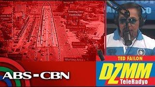 DZMM TeleRadyo: 1-week postponement of Tandang Sora flyover cl…