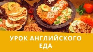 Онлайн курс | Базовый английский | Еда | Завтрак, обед, ужин