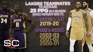 Lakers vs. Rockets: Numbers Crunch   SportsCenter
