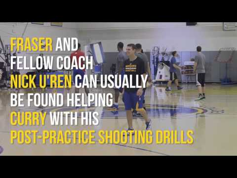 KNBR Quick Hits: Steph Curry has a new shooting drill