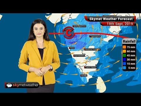 Weather Forecast Sept
