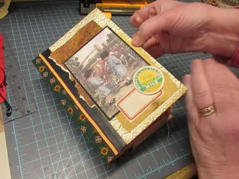 Attaching Hitch Fasteners to Journal Covers (closures)