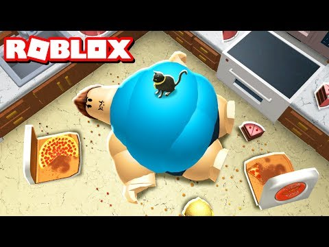 ROBLOX SUPER FAT SIMULATOR