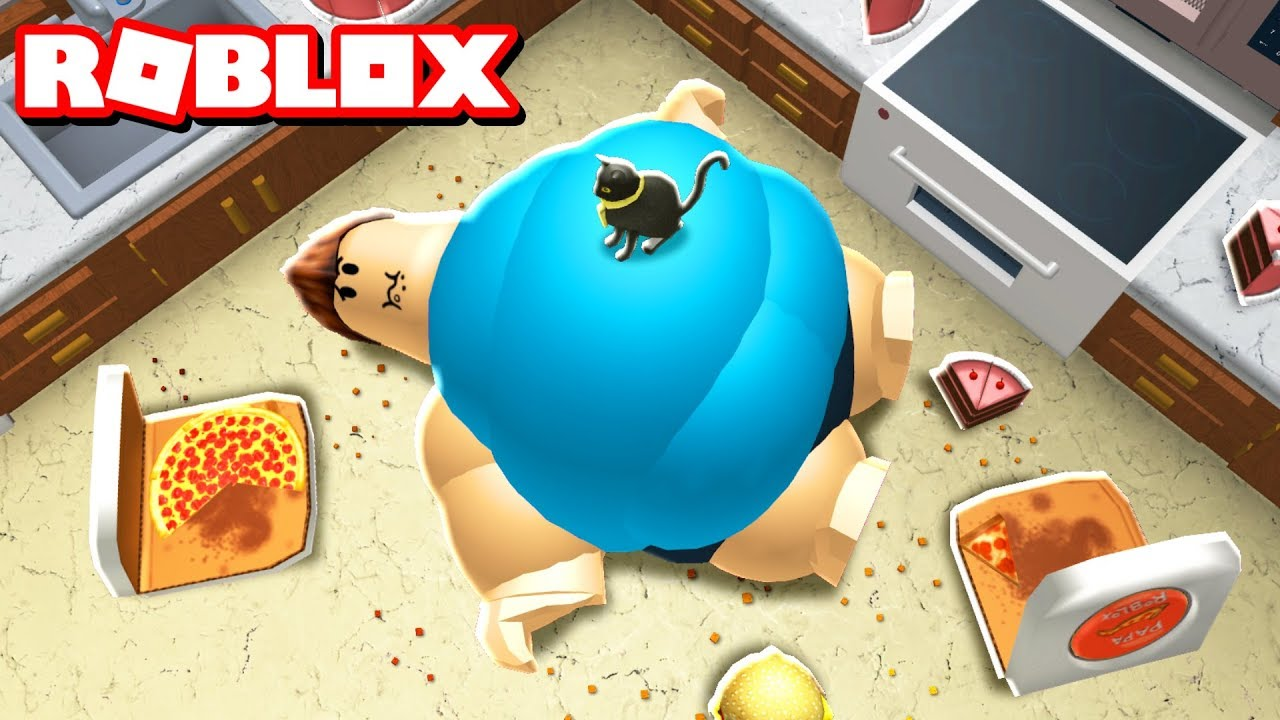 Roblox Big Belly Videos Roblox Super Fat Simulator Youtube