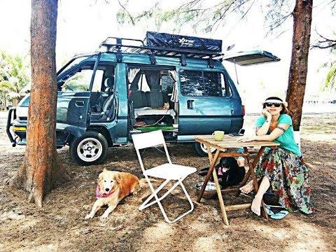 S2 EP4 [ VLOG ] Campervan to Travel Asia | 2018 PLANS