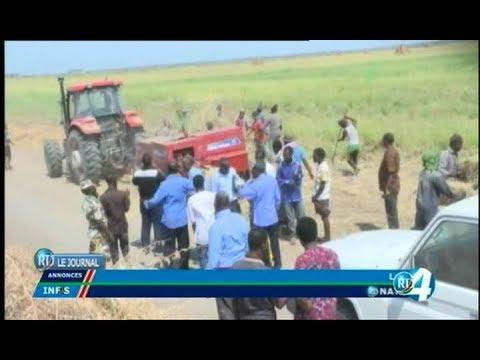 Télé Djibouti Chaine Youtube : JT Francais du 17/11/2017