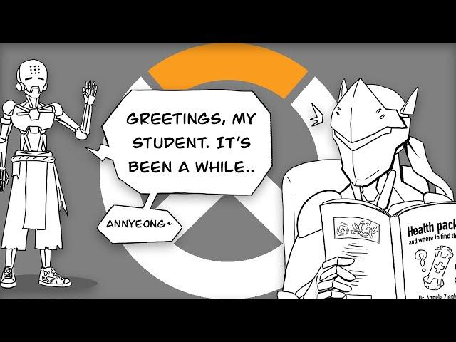 Overwatch Headquarters - Choroshidraws Comic Snippets   Overwatch Comic Dub