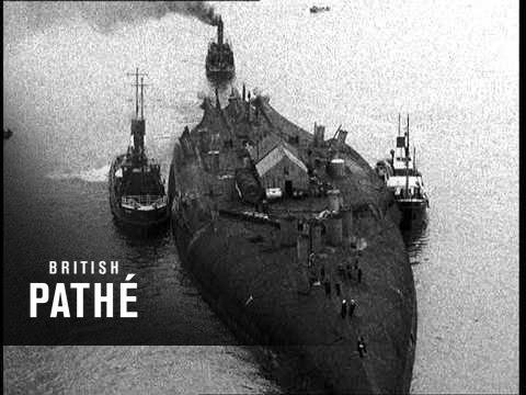 Once The Pride Of The German Fleet (1933)