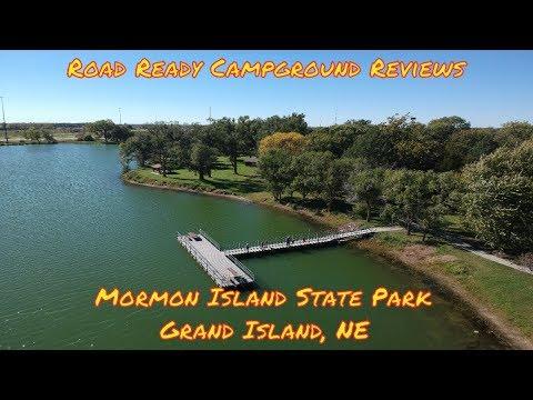 Road Ready Campground Reviews, Mormon Island State Park Grand Island Nebraska